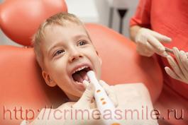 стоматолог для детей в Симферополе, Крым