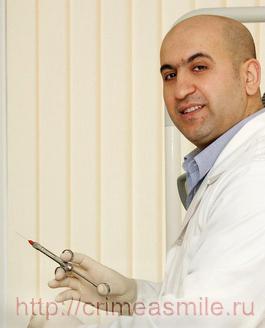 имплантанты, стоматология в Крыму